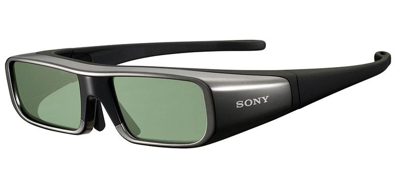 Активные очки 3D от Sony
