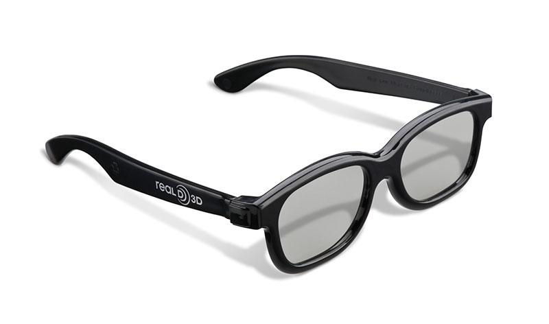 Пассивные 3D очки