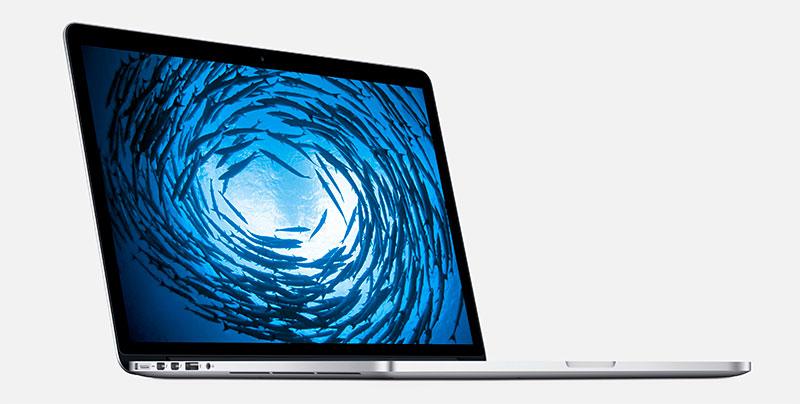 Apple MacBook Pro 15 with Retina display Mid 2015