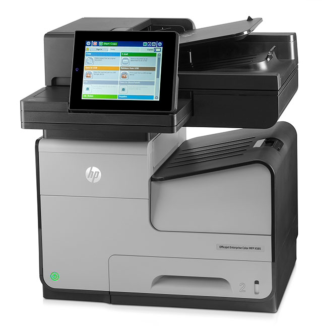 HP Officejet Enterprise X585z MFP