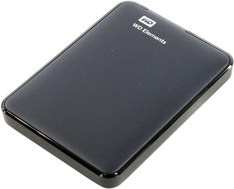 Western Digital Elements 1TB WDBUZG0010BBK