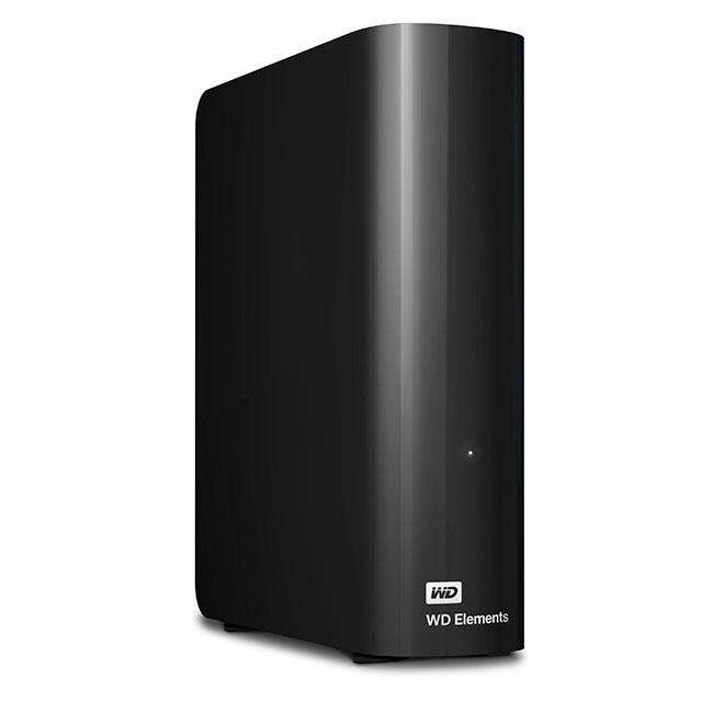 Western Digital Elements Desktop 3TB WDBWLG0030HBK