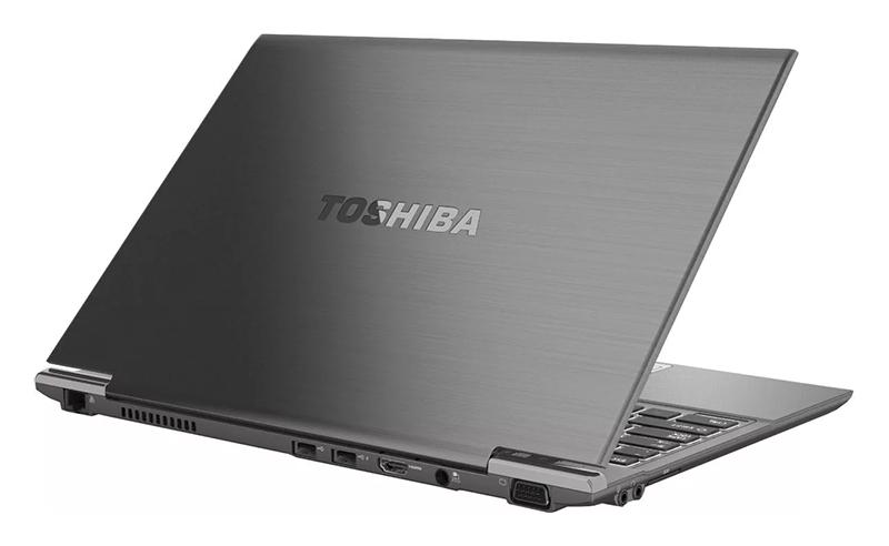 Toshiba PORTEGE Z930-E6S — элегантный и производительный