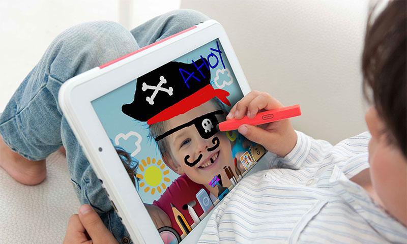 детский планшет