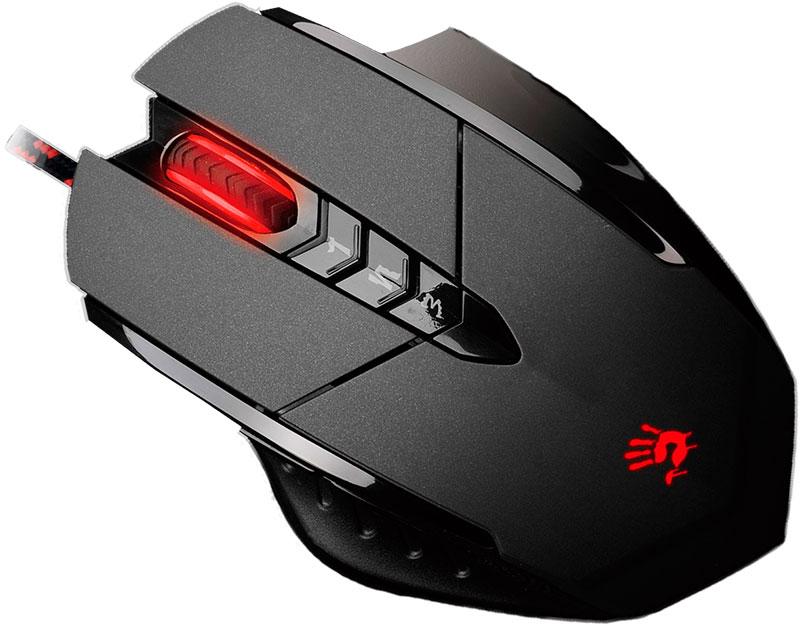 A4Tech Bloody V7 - 7 лучших компьютерных мышей - Рейтинг 2017 (топ 7)