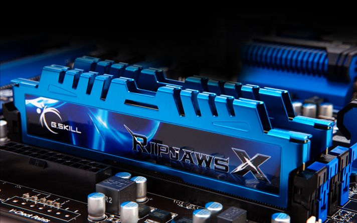 G.Skill Ripjaws X (F3 17000CL9D 8GBXM)