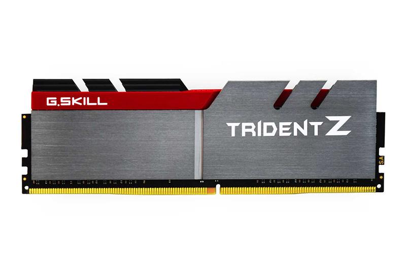 G.Skill Trident Z (F4 3000C15D 32GTZ)