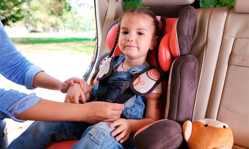 Параметры выбора автомобильного кресла