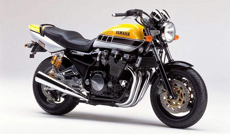 Yamaha XJR 1200 SP