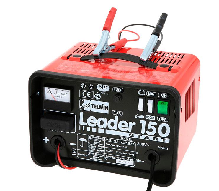 Telwin Leader 150 Start 230V 12V