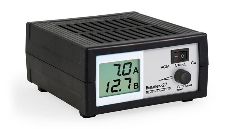 Типы зарядных устройств для автомобильных аккумуляторов