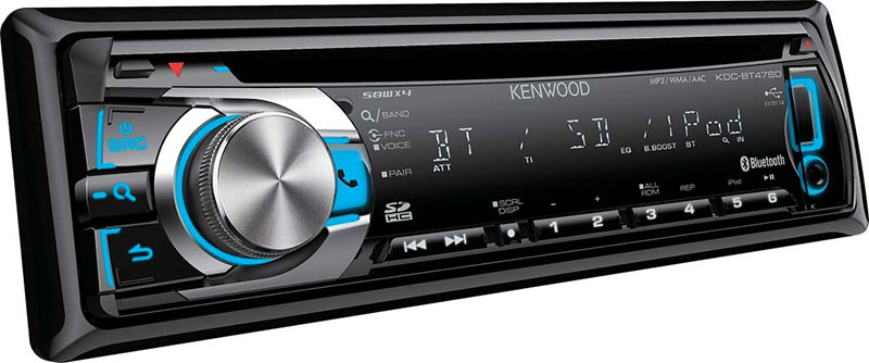KENWOOD KDC BT47SD
