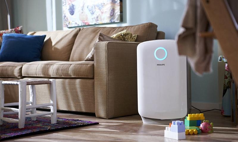 Самый лучший очиститель воздуха для дома