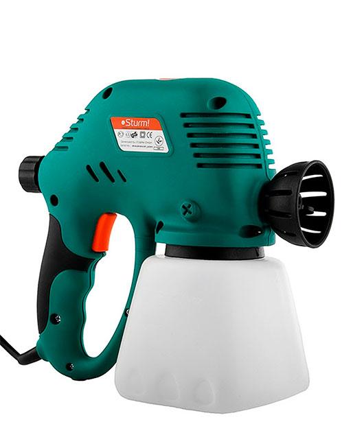 Пулевизатор для краски электрический