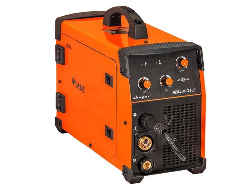 Сварог Real MIG 200 (N24002) – идеален для СТО
