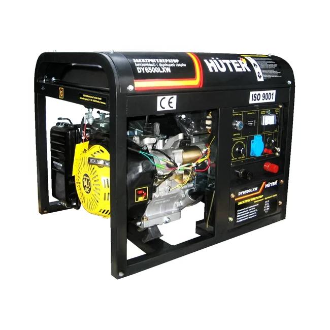 Huter DY6500LXW — немецкая надежность за приемлемую цену