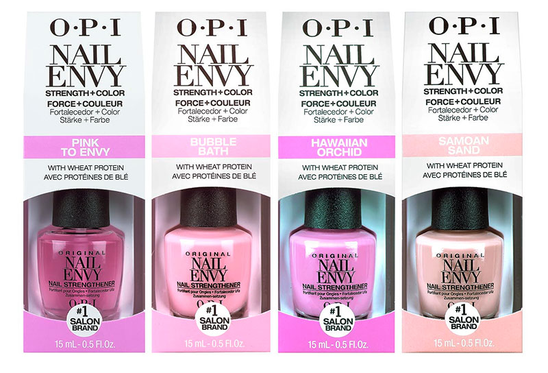 OPI Strength Color Collection