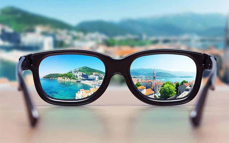 Принцип работы и устройство очков с диоптриями