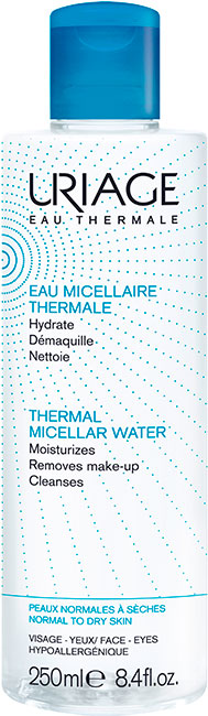 Uriage Thermal Micellar Water Normal to Dry Skin