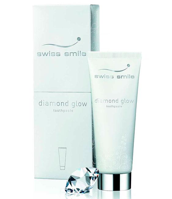 Diamond glow Swiss Smile