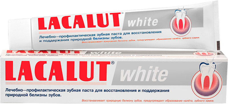 Lakalut white