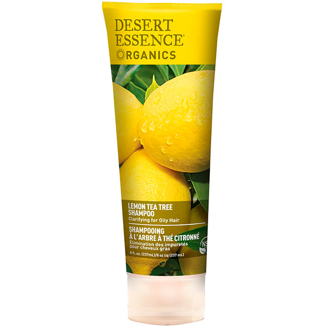 Desert Essence Organics Lemon tea tree