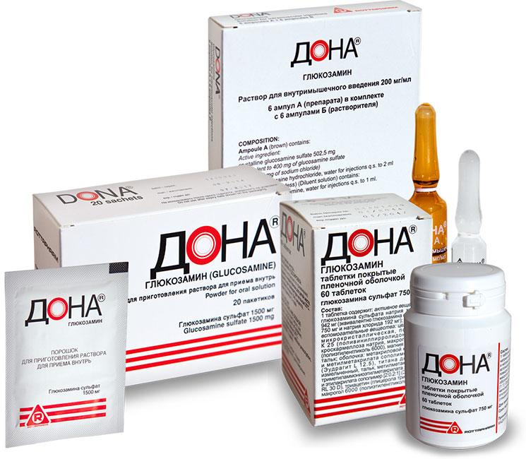 Изображение - Эффективные таблетки от суставов Dona