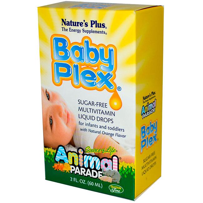 Baby Plex Animal Parade