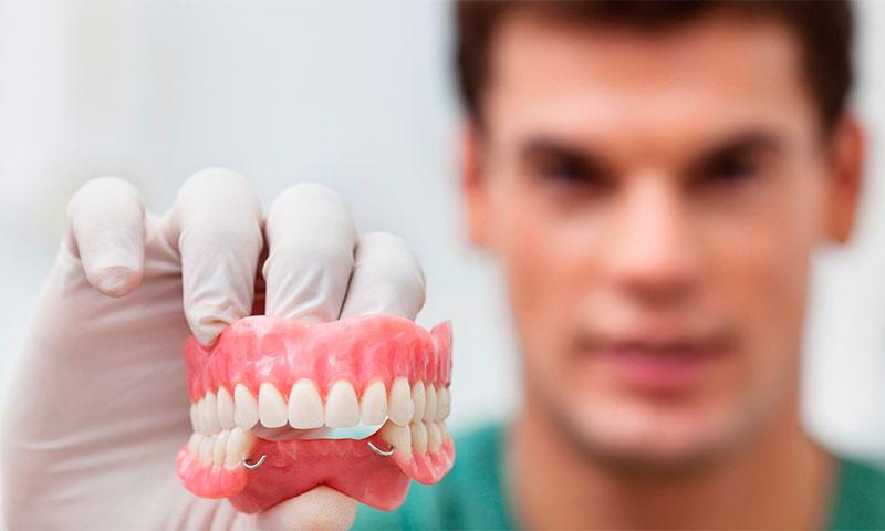 лучшие зубные протезы