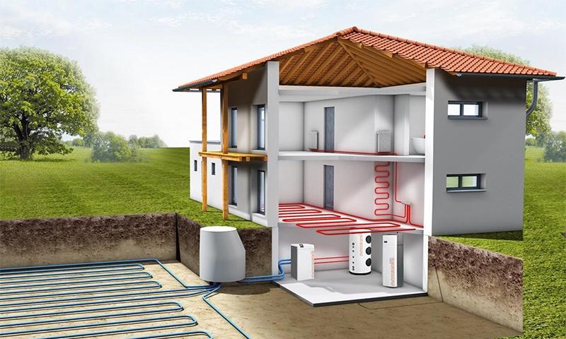Насос для системы отопления дома