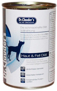 Dr. Clauders Fur and Skin Diet
