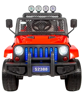 Barty Jeep S2388