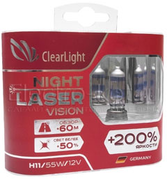 ClearLight Night Laser Vision200