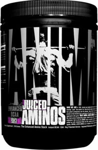 Universal Nutrition Animal Juiced Aminos Enhanced BCAA