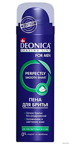 Deonica Men Perfectly Smooth Shave