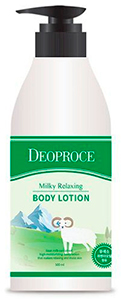 Deoproce Milky Relaxing Lotion