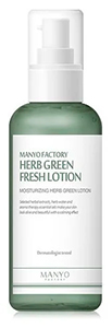 Manyo Factory Herb Green Fresh Lotion