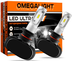 Omegalight Ultra OLLED H11UL 2