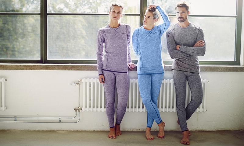 Выбор термобелья для повседневной носки