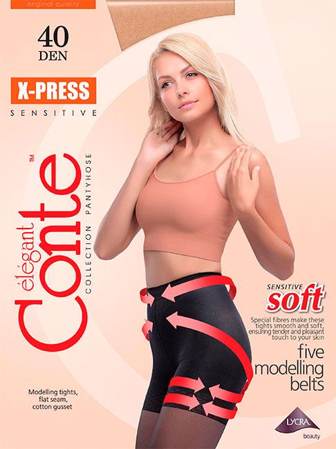 Conte X press 40 den