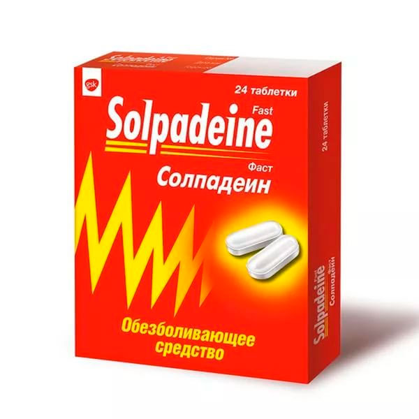 Solpadein