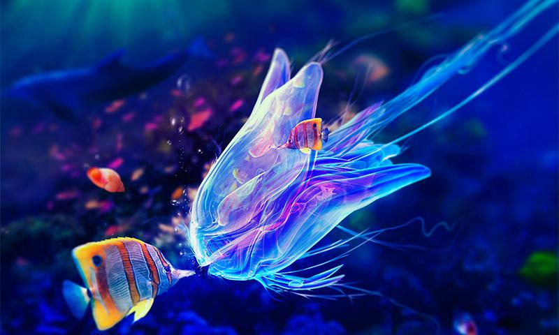 Очиститель воды для аквариума