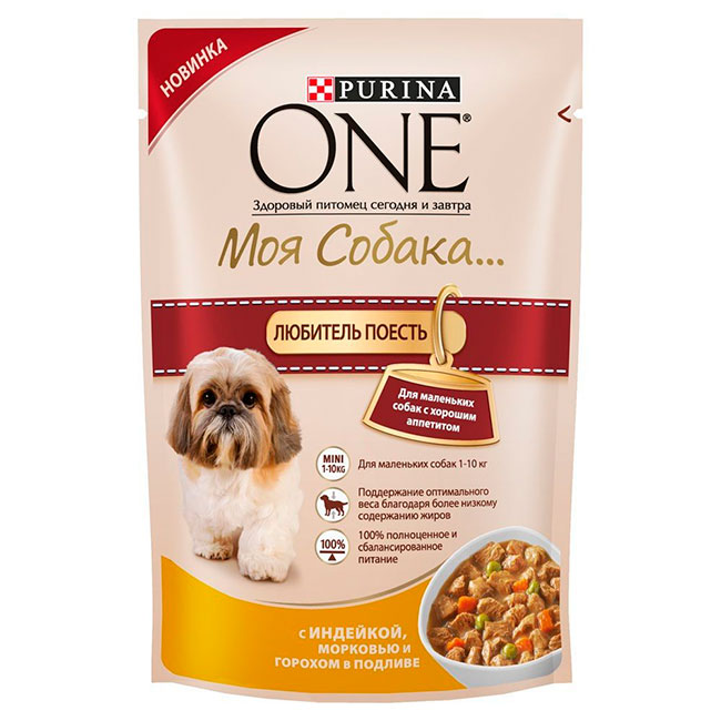 Топ кормов для собак
