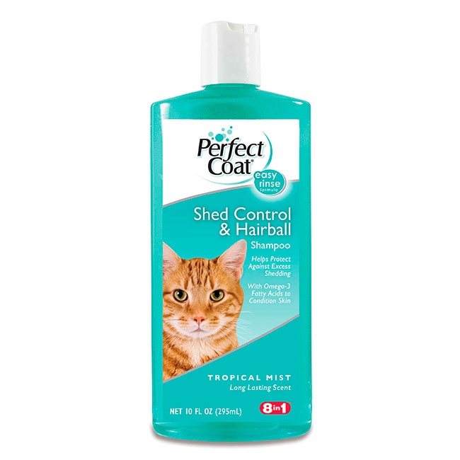 Perfect Coat Shed Control Hairball