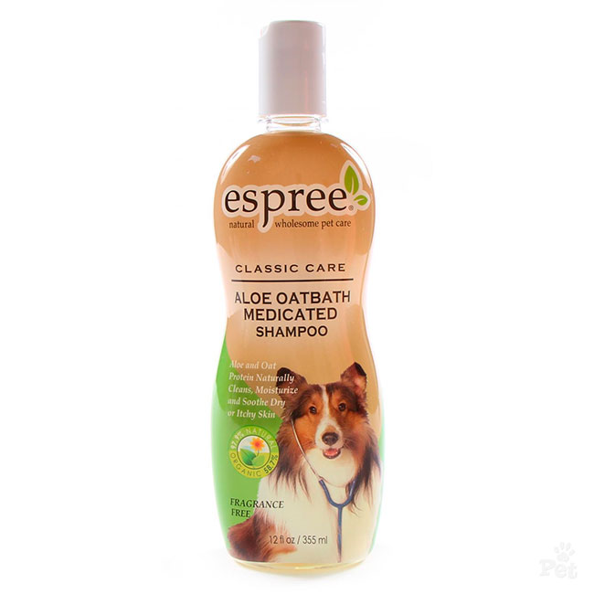 Espree Aloe Oat bath Medicated Shampoo