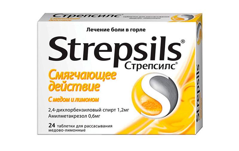 Эффективное лекарство при ангине 5