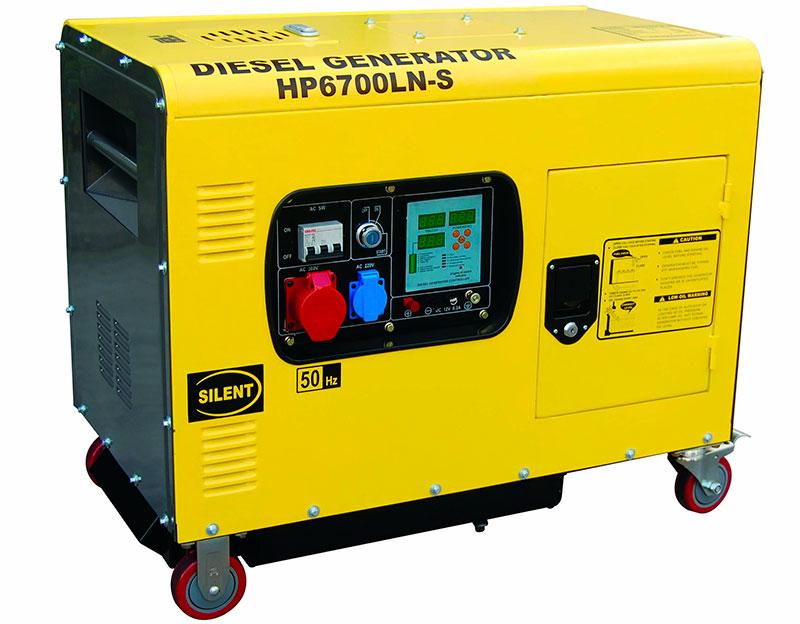 dizelnii generator dla dachi