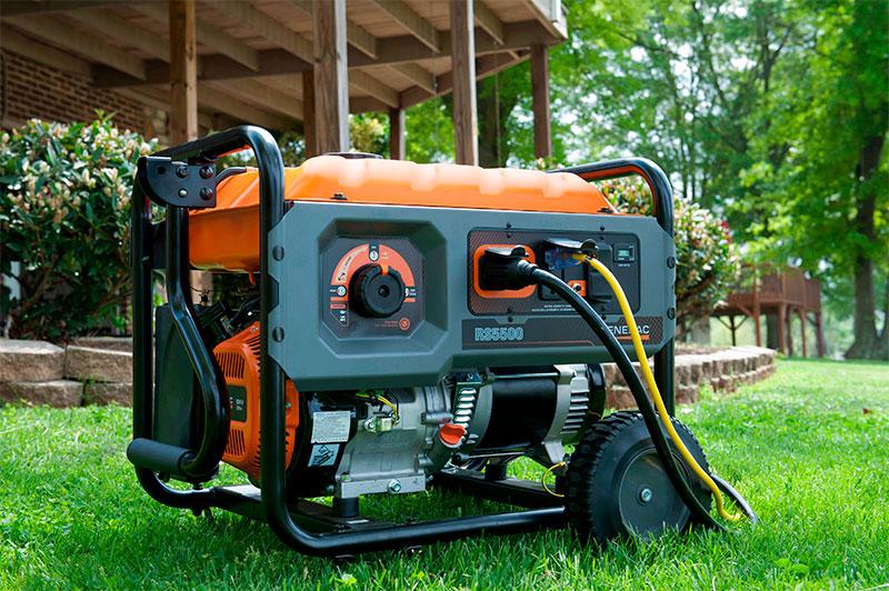 ystroistvo generatora dla dachi