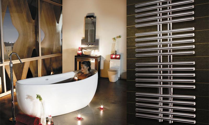 Как выбрать полотенцесушитель для ванной. Какой лучше: электрический или водяной