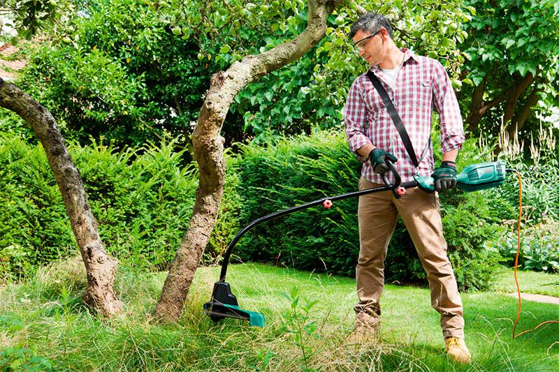 Триммеры для травы электрические как выбрать